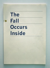 Orient Press The Fall Occurs Inside